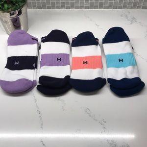 Nike Accessories - Nike NEW Short Socks 4 Pack